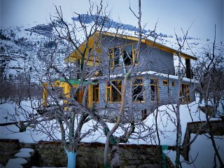Idyllic Inn Manali (entire Cottage)