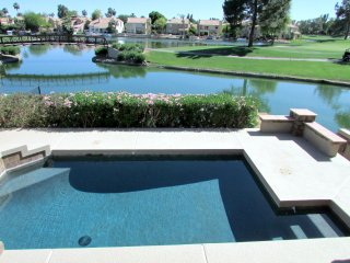 4BR Ocotillo Lake and Golf Home, Pool Heater and Stunning Views