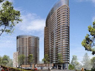 Olympic Park 5-Star 2 Bedroom Apt With Great View + FREE Car Space!