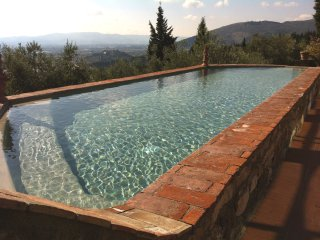 House with 2 rooms in Calenzano, with private pool, furnished terrace and WiFi