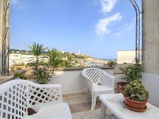 Casabati 22 - splendida terrazza con vista sul porto