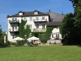 Ferienwohnung 2 im Schloss Neuhof im UNESCO Biospharenreservat Schaalsee