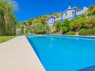 Casa con encanto, jacuzzi, chimenea, piscina, barbacoa, wifi, piscina, relax
