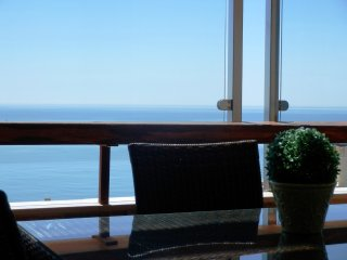 WATERFRONTMALAGA WiFi,Golf,TV-SAT, Pool,Parking, Air-cond,AMAZING VIEWS,ALOH