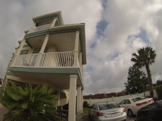 Beach House / 3 Bedrooms / 3 Bath / Swimming Pool / Pet Friendly / Gulf Views.