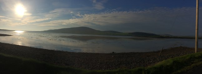 View from Aughinish causeway