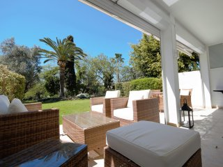 Casa del Golf  - Beautiful Garden Front Line Golf, Nueva Andalucia