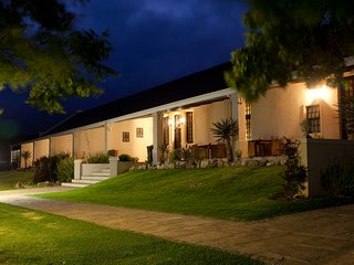 An exclusive, elegant and expansive wildlife lodge, Oudtshoorn