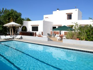 Villa with pool-1 km from the beach, Sant Antoni de Portmany