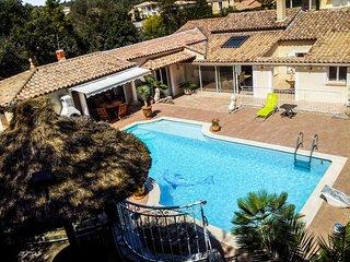 Villa entre Méditerranée et Estérel