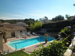 Villa entre Méditerranée et Estérel, Agay