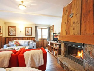 Stay at La Ferme des Praz appt with 'Very Good' Property Manager 4.5/5
