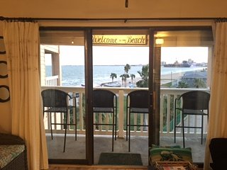 Beautiful Bayfront View, vacation rental in Corpus Christi