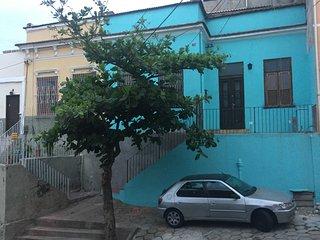 charming house, loft style, spacy, in Santa Tereza.