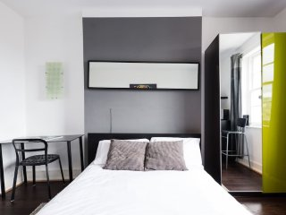 Perfect studio-room in heart of Shoreditch: Serviced by Hostmaker