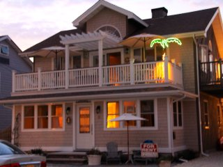 Beautiful, Newly Renovated Family Beach House on Jersey Shore Boardwalk