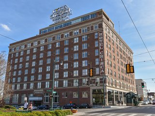 Ideal Stay Alfred at Chisca on Main Street, Memphis