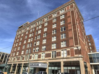 Marvelous Stay Alfred at Chisca on Main Street, Memphis