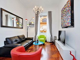 Beautiful 2bdr in the neighbourhood of Monti