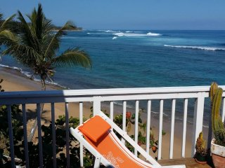 Shacks Beach Front, Spectacular 3bdrm Villa