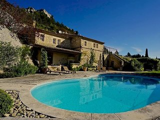 Villa Rocher holiday vacation villa rental france, provence, southern france