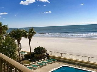Fabulous View, Oceanfront Unit, Brigadune #3F Shore Drive Myrtle Beach SC