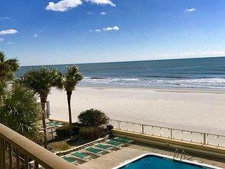 Fabulous View, Oceanfront Unit, Brigadune #3F Shore Drive Myrtle Beach SC