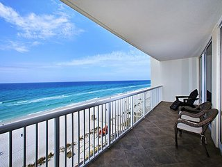 UNIT 1-603 OPEN 3/10-17 NOW ONLY $1938 TOTAL!  3BR BEACHFRONT!  STARBUCKS!