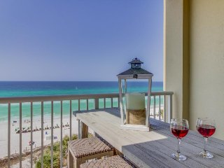 Family-friendly oceanfront retreat with shared pools, hot tubs, stunning views!