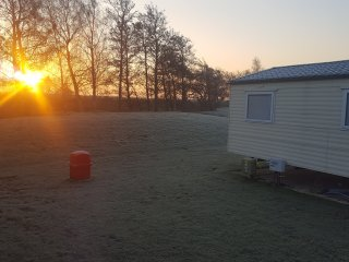beautifull caravan to rent in the beautiful tattershall lakes, Tattershall