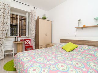 Rooms Tezoro- Double Room with City View (S2) - B6