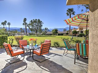 New! Sleek 3BR Rancho Mirage Villa w/ Mtn Views!