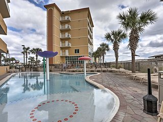 NEW! 3BR Gulf Shores Condo - Beachfront Views!