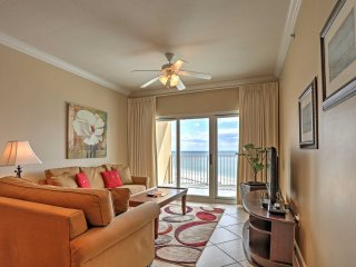 3BR Gulf Shores Condo - Beachfront Views & Pool!