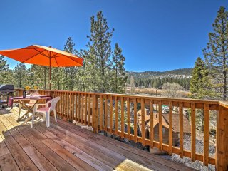 NEW! 2BR Big Bear Lake Home w/Jacuzzi & Mtn. Views