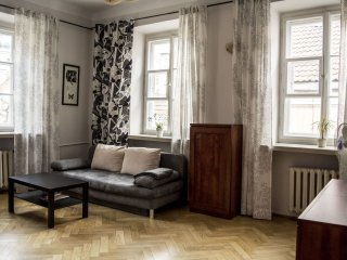 Saint John apartment in Stare Miasto with WiFi.