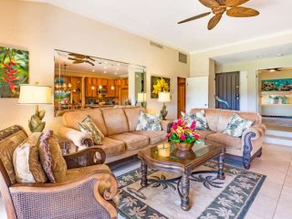 Kapalua Golf Villa 2 bedroom / 2 bath