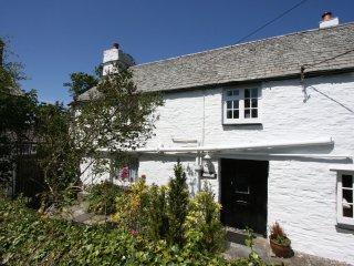 Clematis Cottage, Tintagel