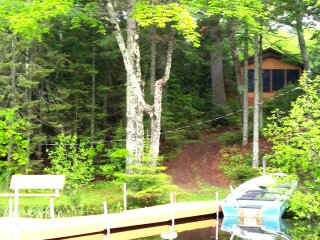 Beautiful Four-Season Getaway in the Heart of the Northwoods...