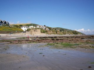Downderry beach