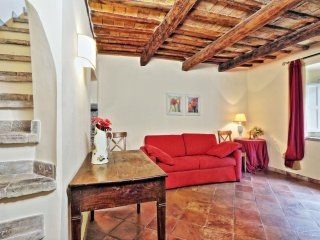 Rustico Navona apartment in Centro Storico with WiFi & integrated air conditioni