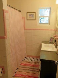 Main Hall Bathroom.