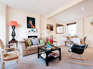 Fulham Rigault apartment in Hammersmith with WiFi.