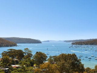 Sails on Pittwater, Sydney