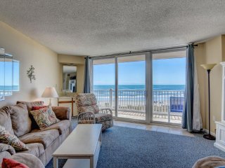 St. Regis 2207 Oceanfront! | Indoor Pool, Outdoor Pool, Hot Tub, Tennis Courts,