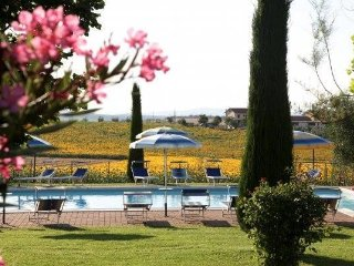 2 bedroom Apartment in Creti, Tuscany, Italy : ref 5505789