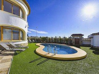 6 bedroom Villa in Ifac, Valencia, Spain : ref 5506240