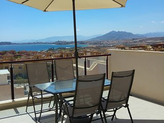 MH10 Lovely 2 bed 2 bath apartment,sea view,registered with Murcia Tourist Board
