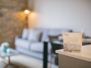 Exclusivo apartamento Plaça Cataluña 42