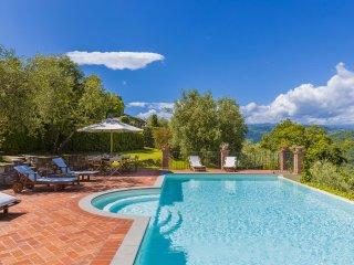 Villa Il Castagno, Monsummano Terme